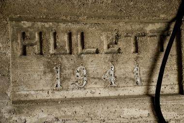 written in concrete foundation - HULLETT 1941