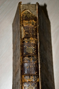 200 year old book from perdue bookstore