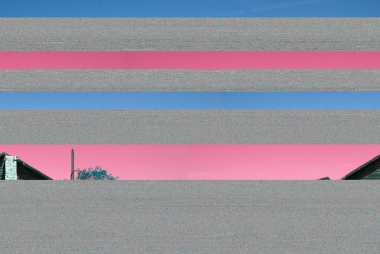 Row of Dead Pixels