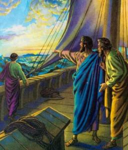 illustration of biblical story