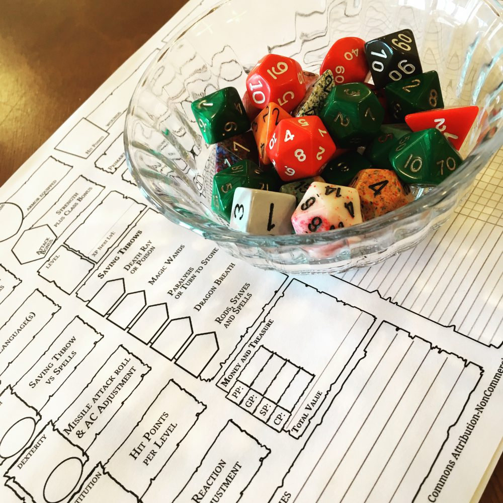 Table-top RPG for YouthGroups