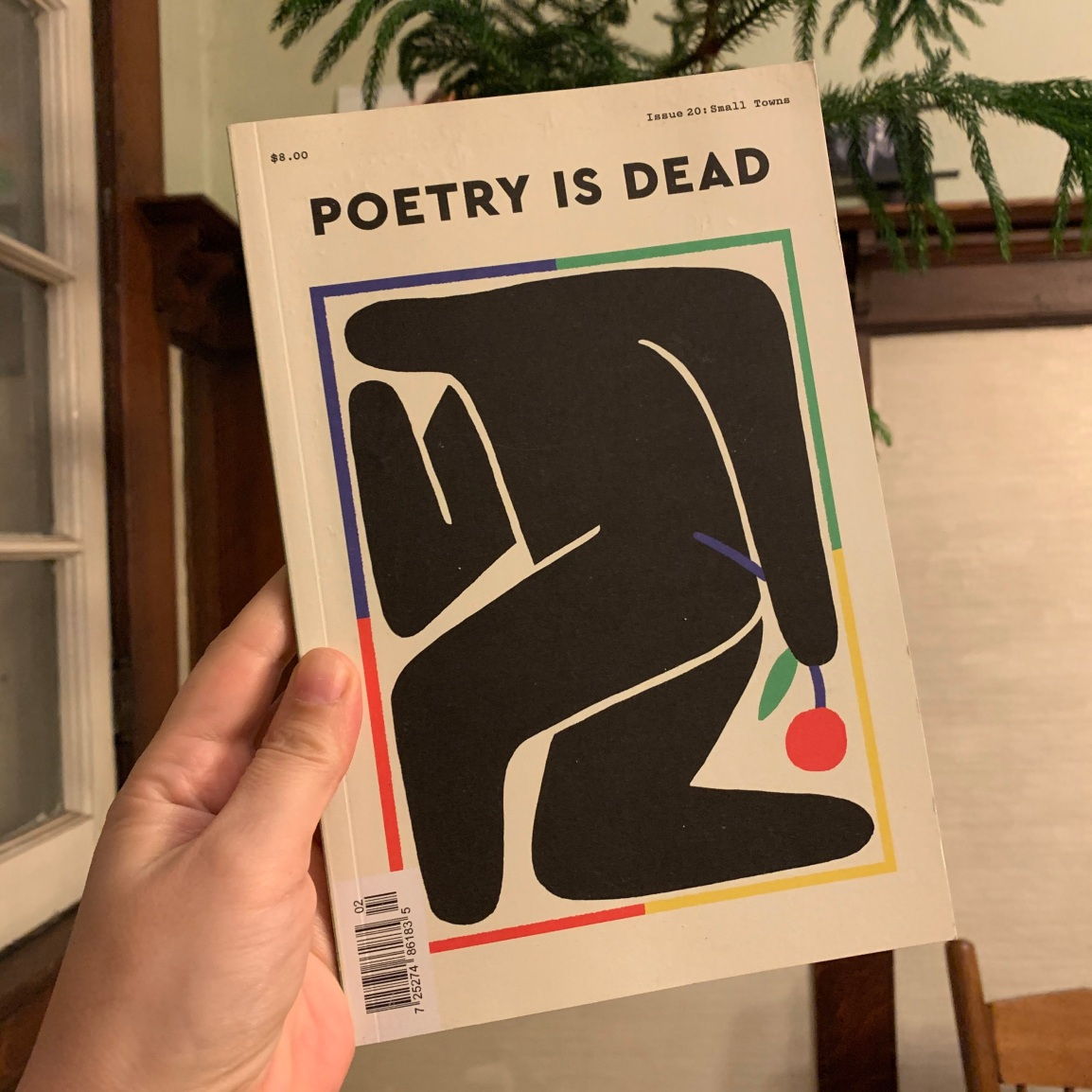 Poetry is Dead Cows